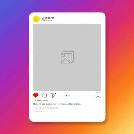 Trend Carousel Instagram