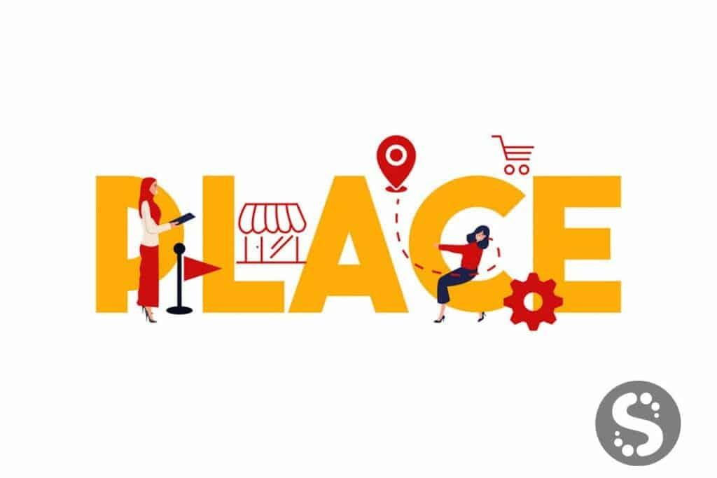 Place Marketing Mix 7p